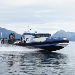 Frøy Odin båt