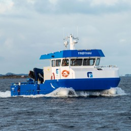 Frøyhav båt
