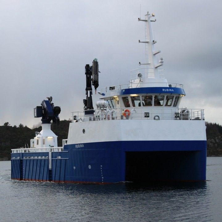 Rubina båt