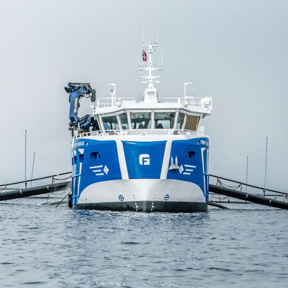 Frøy Hild båt