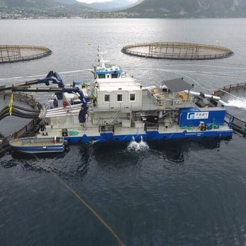 Barge 2 Frøy