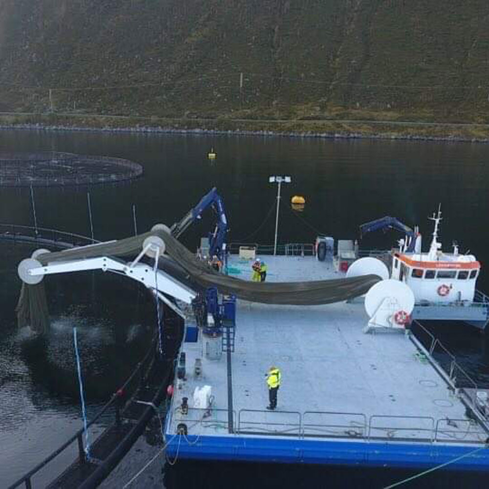 Barge 1 Frøy
