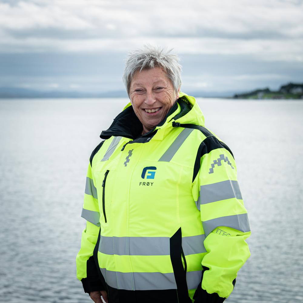 Anne Lise Sandø