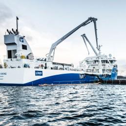 Gåsø Viking Brønnbåt Frøy