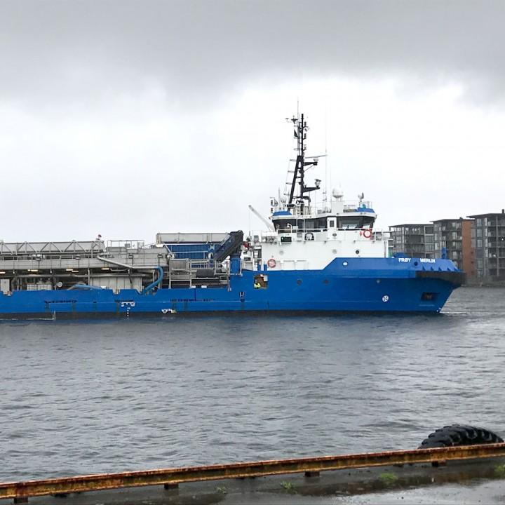 Frøy Merlind båt