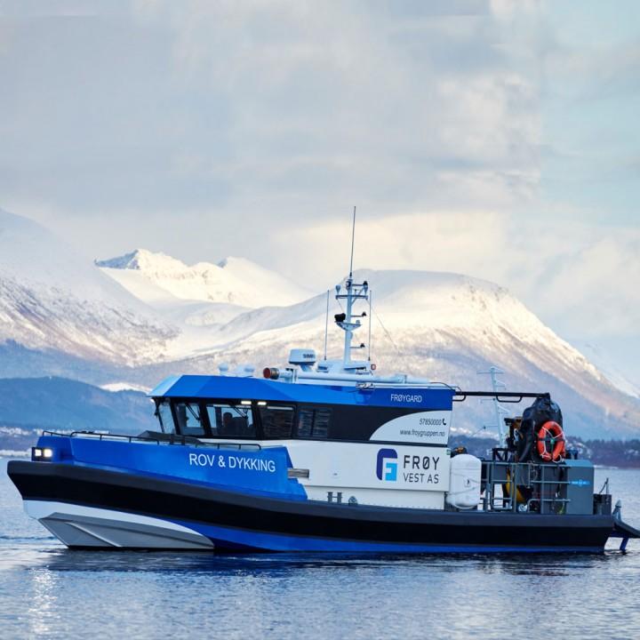 Frøygard båt
