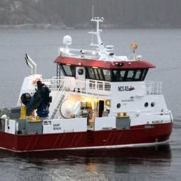 Garp båt