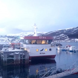 Gyro båt