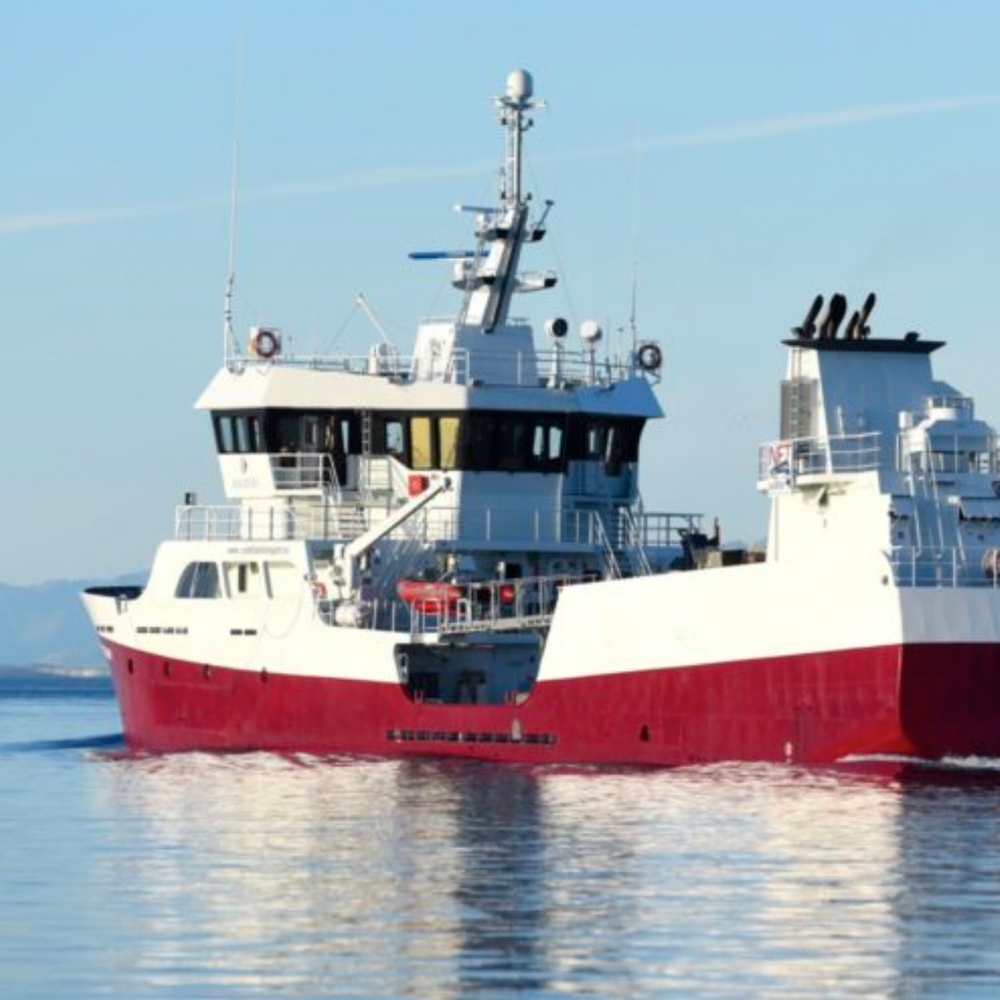 Novatrans brønnbåt