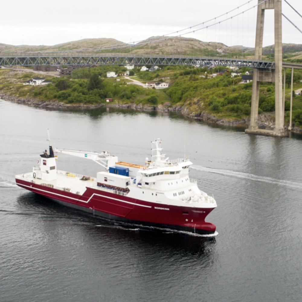 Rotsund fraktbåt
