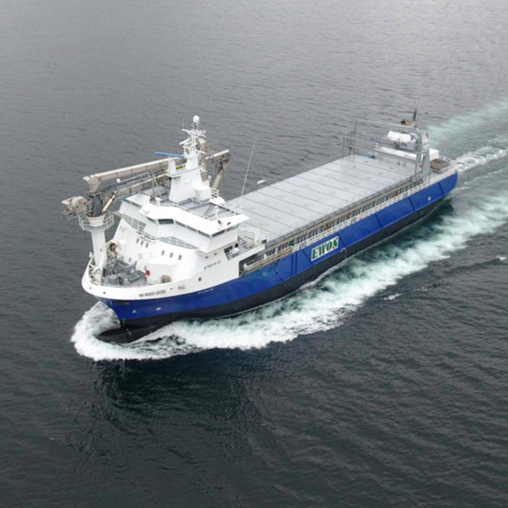 Rubin fraktbåt