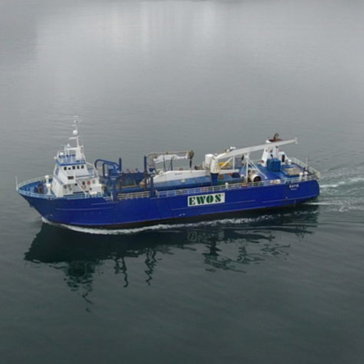 Safir fraktbåt