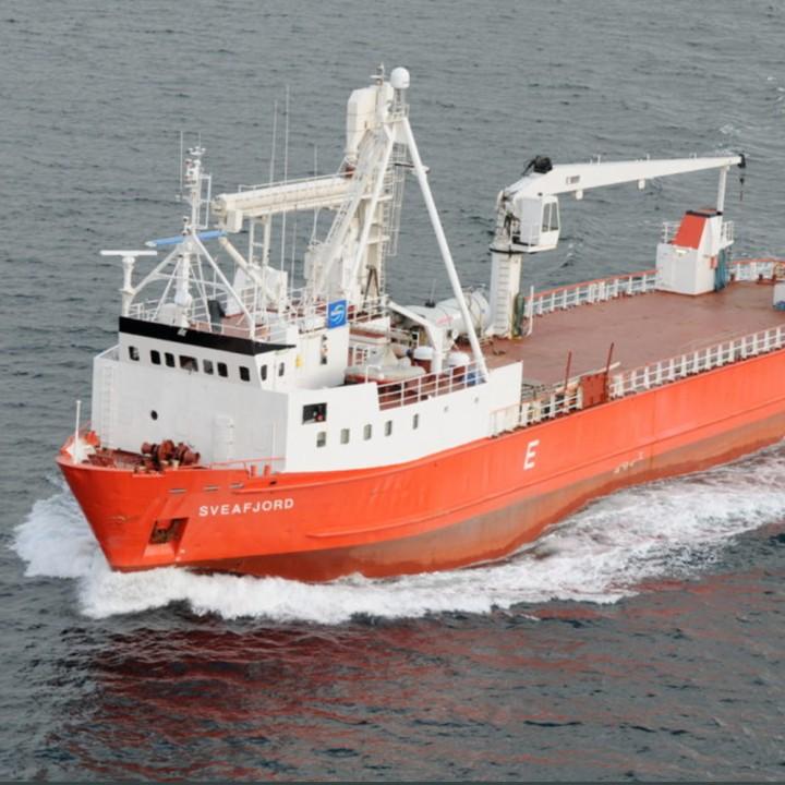 Sveafjord fraktbåt