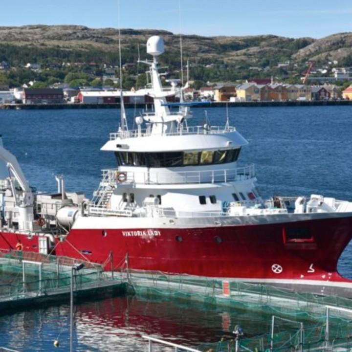 Viktoria Lady brønnbåt