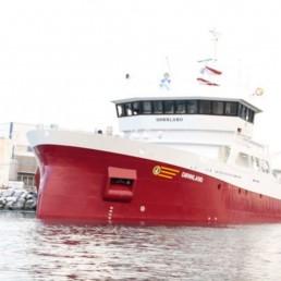 Dønnland brønnbåt