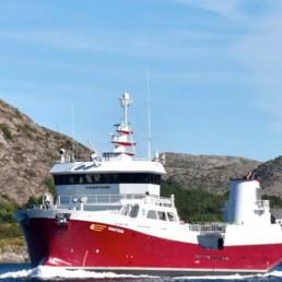 Viknatrans brønnbåt