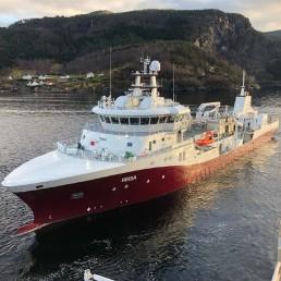 Reisa Brønnbåt Frøy