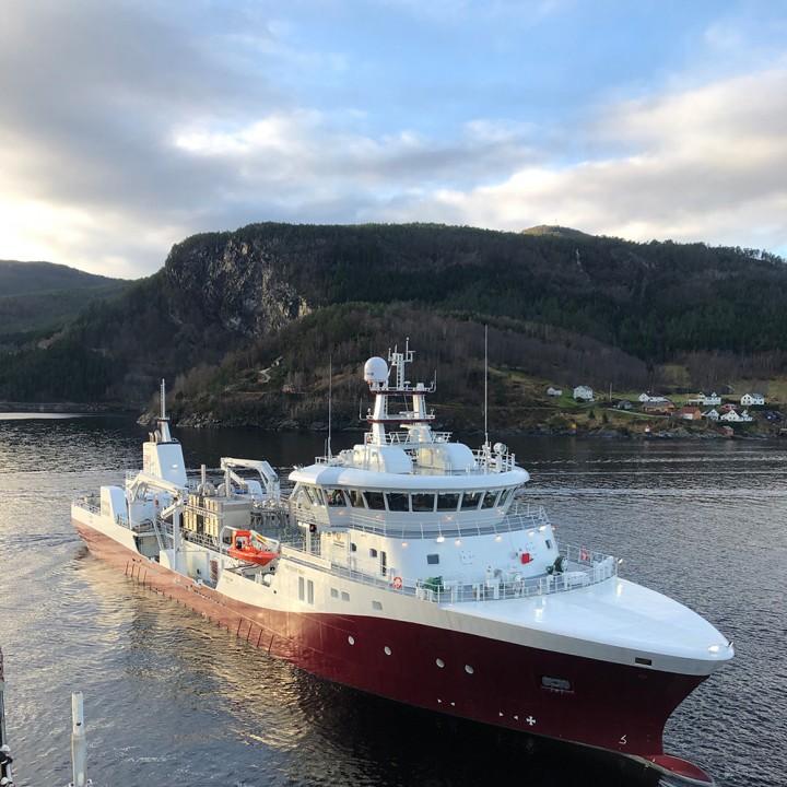 Åsværfjord Frøy