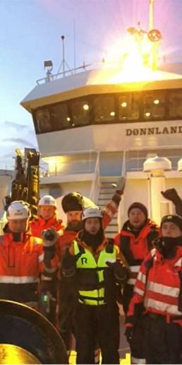 Video fra Dønnland